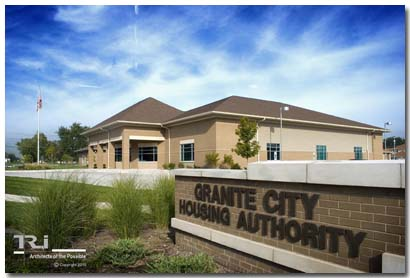 Granite City Housing Authority In Granite City Il Provides